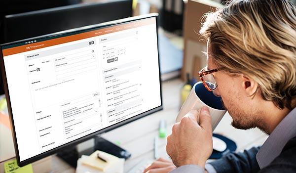 247Newsroom online demo