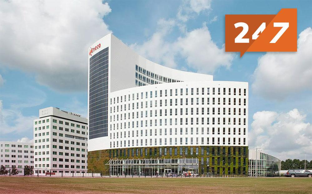 Eneco 24/7 Newsroom
